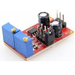 Circuito Oscilador 555 : Funcionamiento del circuito integrado como multivibrador